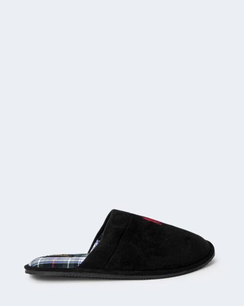 Pantofole Ralph Lauren KLARENCE Nero – 76967