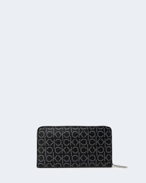 Portafoglio grande Calvin Klein MUST Nero – 76811