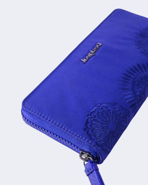 Portafoglio grande Desigual MANDARALA Blu – 73189