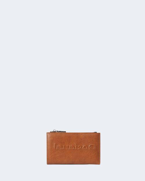 Portafoglio grande Desigual EMBOSSED Marrone – 73246