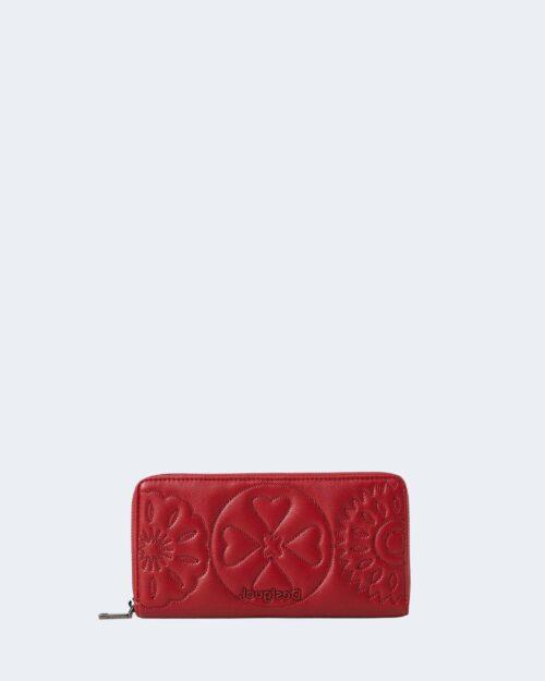 Portafoglio grande Desigual BIG BIG Rosso – 73457