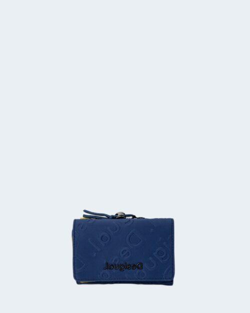 Portafoglio piccolo Desigual GALIA Blu – 73238