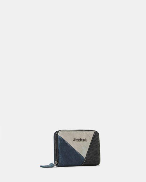 Portafoglio piccolo Desigual STERLINA MARISA Blu – 73335