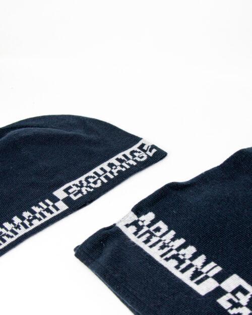 Sciarpa Armani Exchange KNITWEAR Blu – 72553
