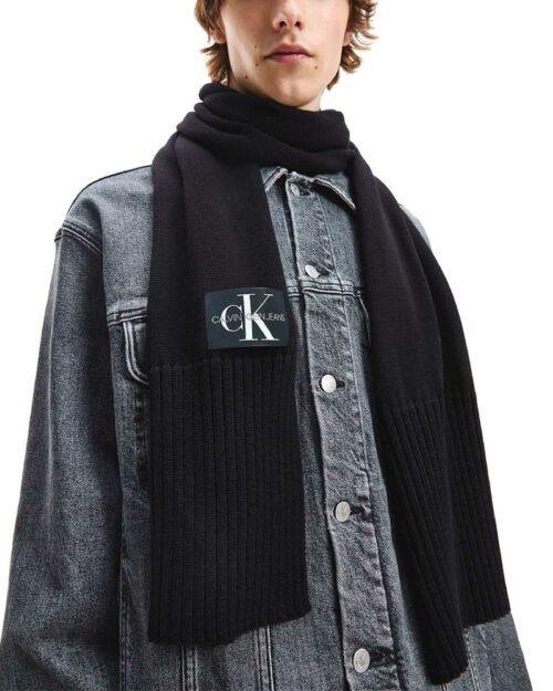 Sciarpa Calvin Klein BASIC Nero – 76841