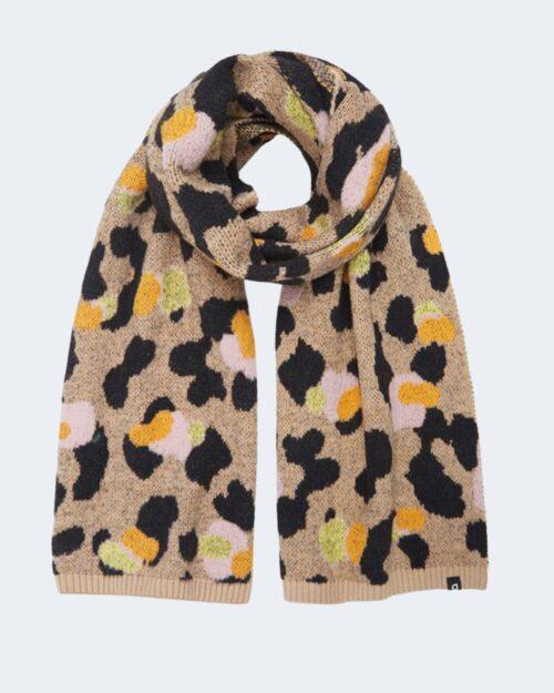 Sciarpa Desigual leopard Marrone – 77020