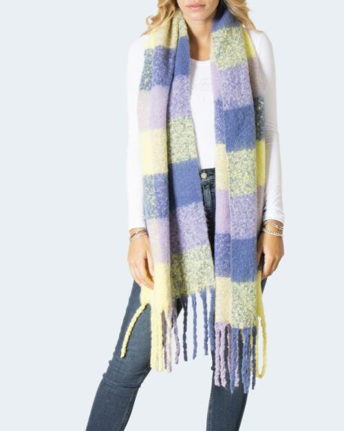 Sciarpa Only ONLSUNNY LIFE CHECKED SCARF – 15237156 Viola – 71833