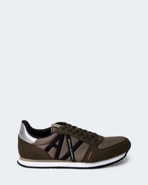 Sneakers Armani Exchange – Verde Oliva – 72554