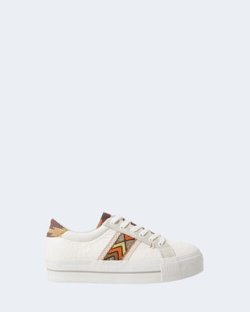 Sneakers Desigual STREEET ETHNIC Bianco – 74539