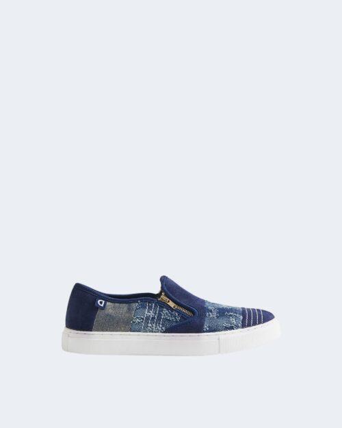 Sneakers Desigual slip on_denim Blu – 76971