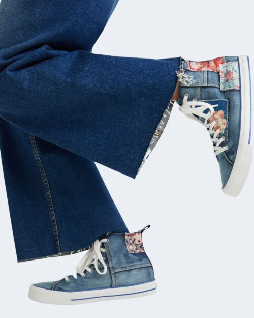 Sneakers Desigual BETA DEMIN PATCH Denim – 74517