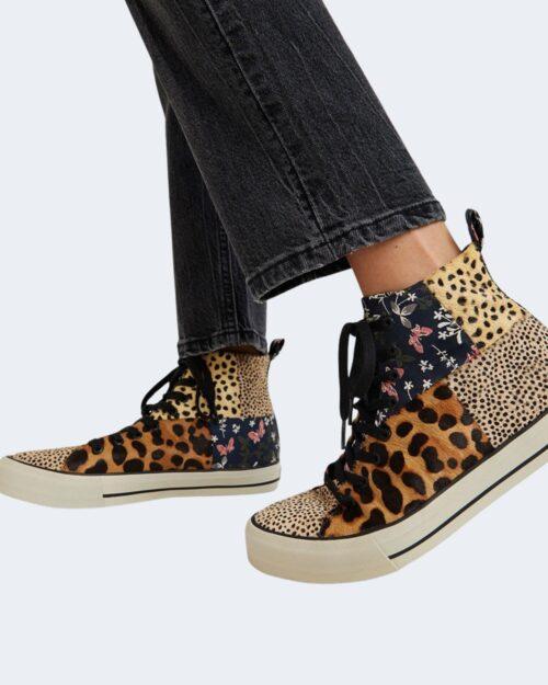 Sneakers Desigual BETA ANIMAL PRINT Marrone – 73192