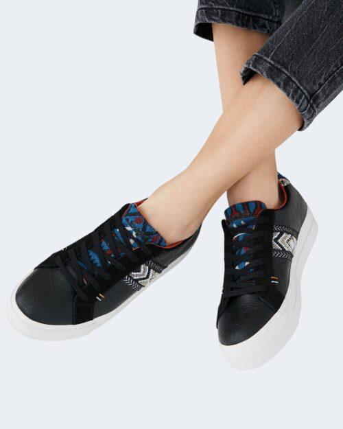 Sneakers Desigual STREEET ETHNIC Nero – 74539