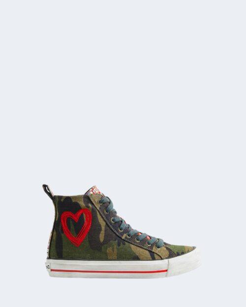Sneakers Desigual beta Verde Oliva – 76946