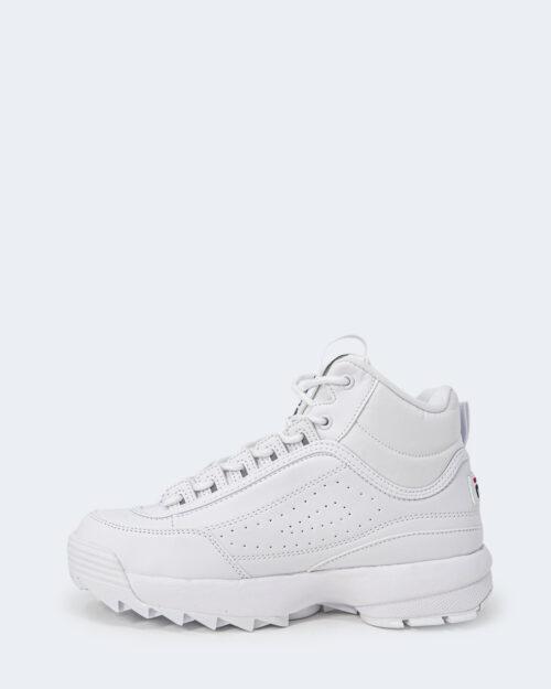 Sneakers Fila DISRUPTOR MID Bianco – 76891