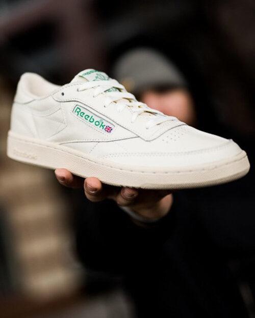Sneakers Reebok Club C 1985 DV6434 Crema – 45737