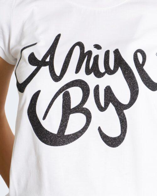 T-shirt Aniye By BASIC Bianco – 76688