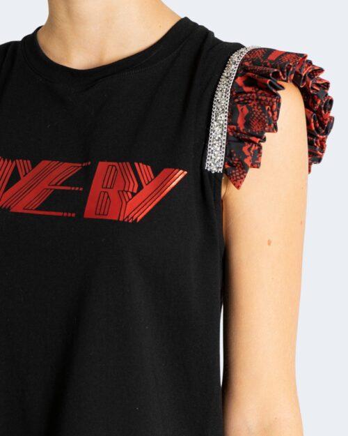 T-shirt Aniye By SNAKE Nero – 76677