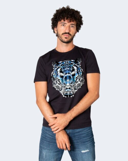 T-shirt Antony Morato T-SHIRT SLIM FIT IN COTONE CON 0010723 – FA100227 Blu – 72715