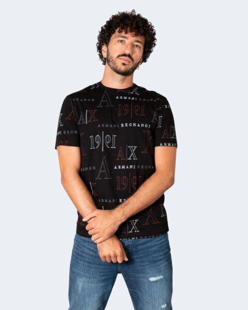 T-shirt Armani Exchange – Nero – 72506