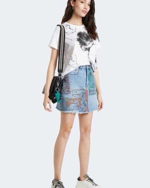 T-shirt Desigual MICKEY Bianco – 73275