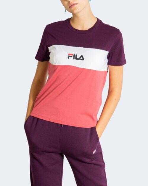 T-shirt Fila ANOKIA Bordeaux – 65190
