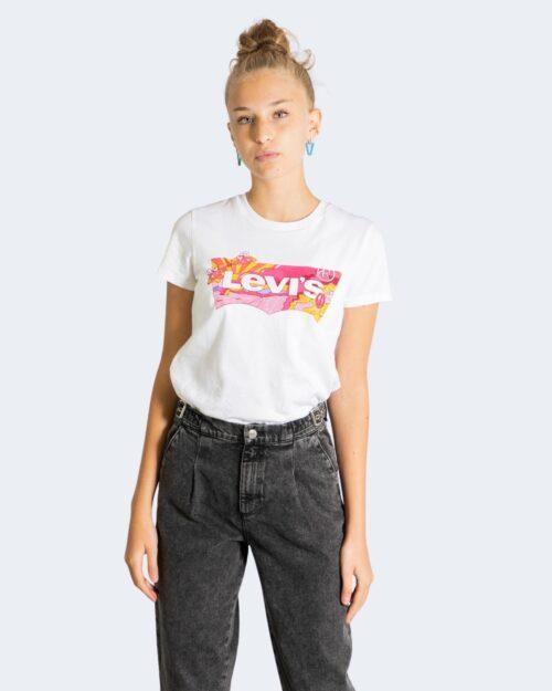 T-shirt Levi's® THE PERFECT Bianco – 71688