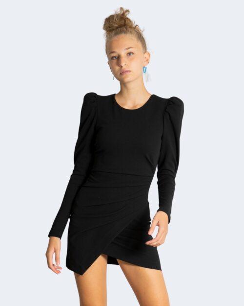 Vestito corto Aniye By SIENNA DRESS Nero – 76675