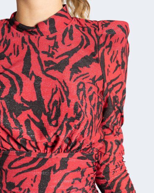 Vestito corto Aniye By TUBINO BRIGITTE Rosso – 76680