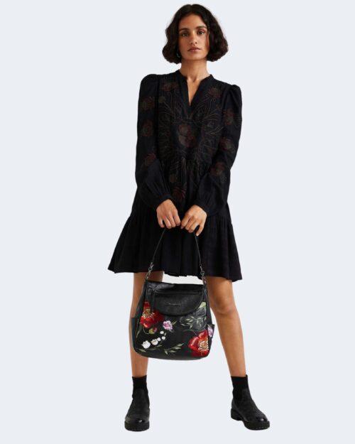 Vestito corto Desigual hortensia Nero – 76973