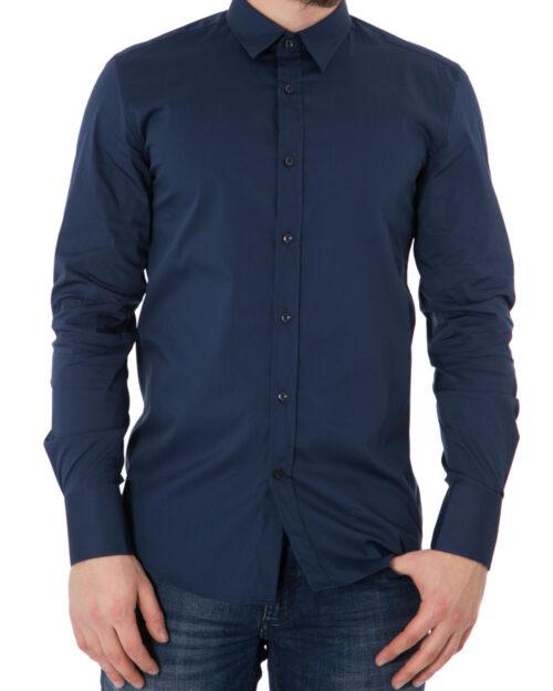 Camicia manica lunga Antony Morato MMSL00375/FA450001 Blu Chiaro - Foto 1