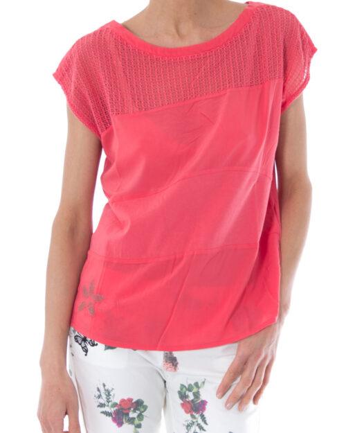 T-shirt Desigual 73T2YC5 Corallo – 13294