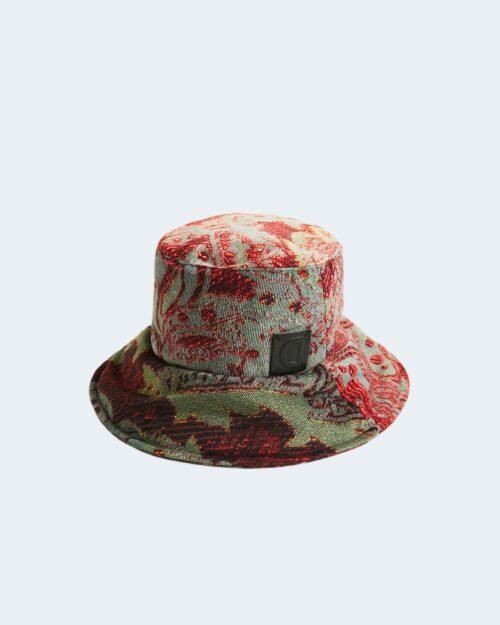 Berretto Desigual Hat nini digital jacquard Rosso – 79042