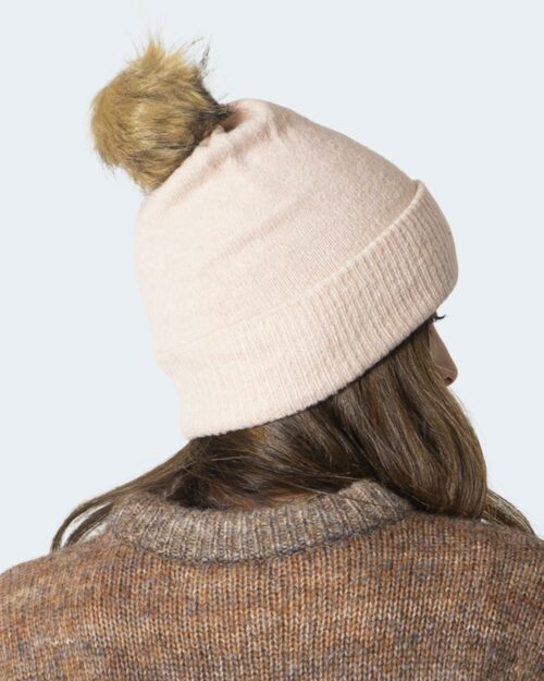 Berretto Only ONLSIENNA LIFE KNIT BEANIE CC – 15233747 Rosa – 71835