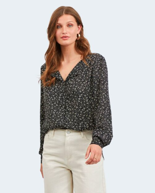Bluse manica lunga Vila Clothes VILUCY Nero – 78021