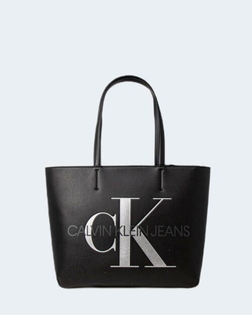 Borsa Calvin Klein SCULPTED Nero – 77795