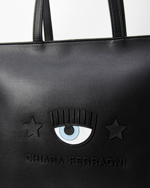Borsa Chiara Ferragni SKETCH 03 BAGS SMOOTH Nero – 79083
