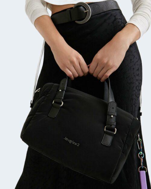 Borsa Desigual happy bag loverty Nero – 79036