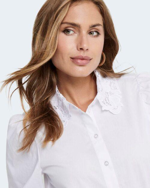 Camicia manica lunga Jacqueline De Yong JDYCARRIE Bianco – 71872
