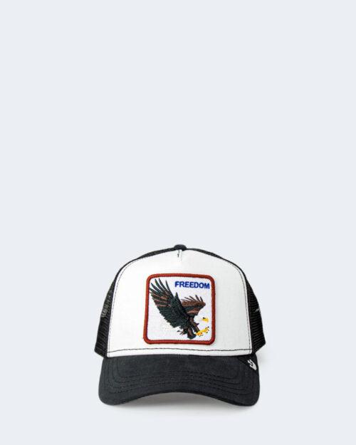 Cappello con visiera Goorin Bros AQUILA Bianco – 71308
