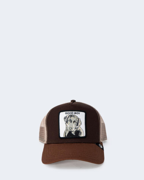 Cappello con visiera Goorin Bros GOOD BOY Marrone – 79953