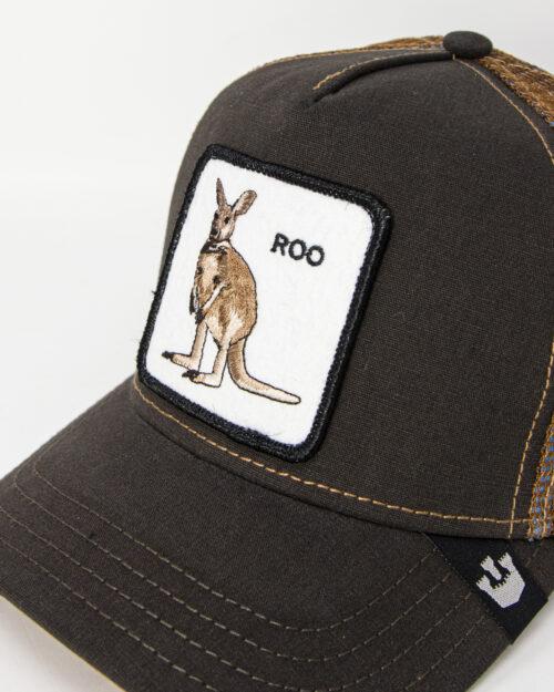 Cappello con visiera Goorin Bros ROO Marrone – 79960