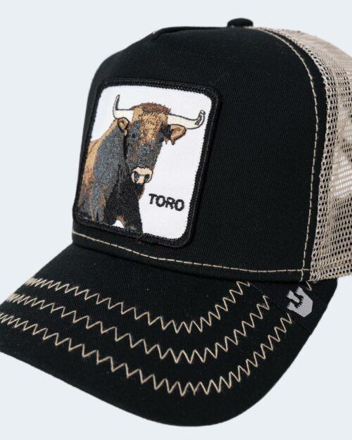 Cappello con visiera Goorin Bros TORO Nero – 79957