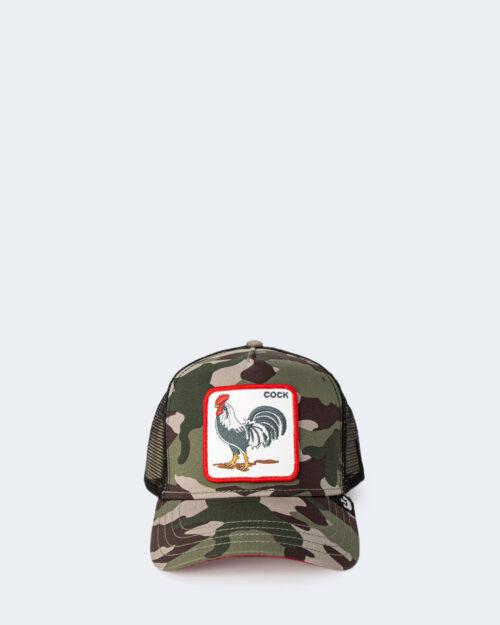 Cappello con visiera Goorin Bros COCK Verde – 79959