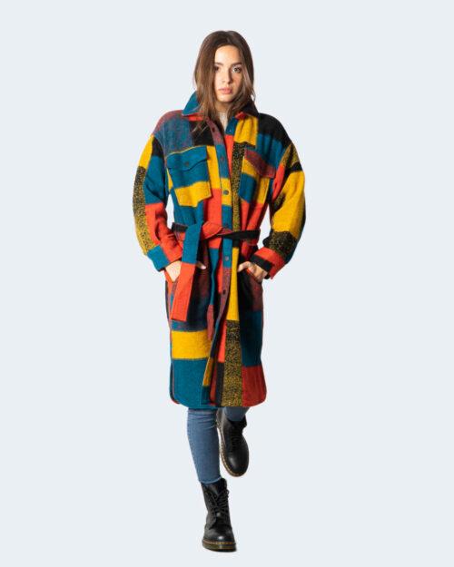 Cappotto Desigual CHAQ FINLANDIA 21WWEWB1 Giallo – 73391