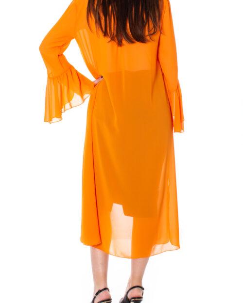 Cardigan Rinascimento SPOLVERINO Arancione – 27754
