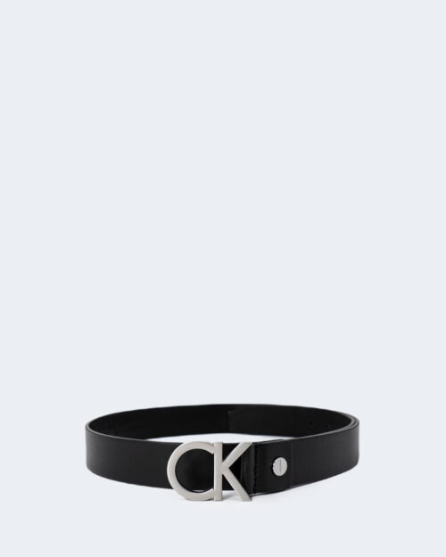 Cinta Calvin Klein BUCKLE BELT Nero – 79407