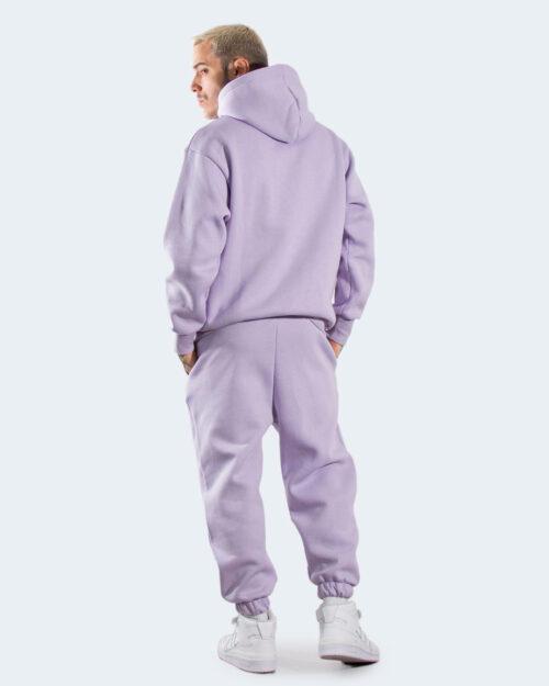 Tuta Hydra Clothing CON CAPPUCCIO Lilla – 77831