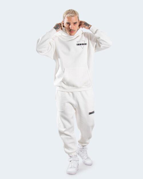 Tuta Hydra Clothing CON CAPPUCCIO Panna – 77831
