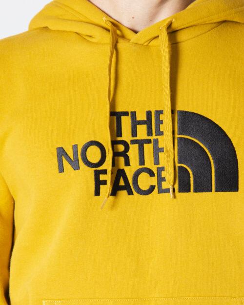 Felpa con cappuccio The North Face Drew Peak Giallo – 79872